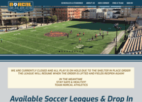 norcalathletics.com