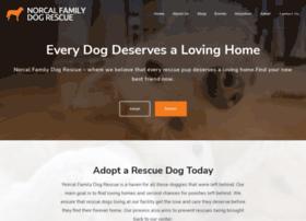 norcalfamilydogrescue.org