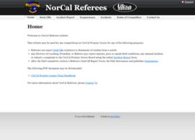 norcalreferees.com