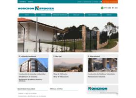 norcron-erdoiza.net