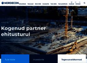 nordecon.com