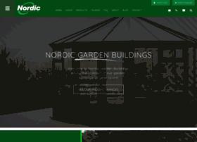 nordicgardenbuildings.com