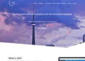 nordicinsurancesoftware.com
