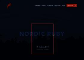 nordicruby.org