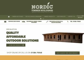 nordictimberbuildings.com
