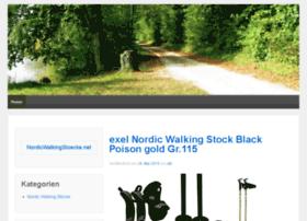 nordicwalkingstoecke.net