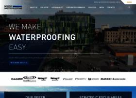 nordicwaterproofing.com