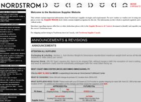 nordstromsupplier.com