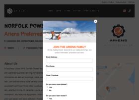 norfolk-power-equipment.ariensstore.com