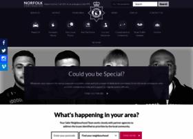 norfolk.police.uk