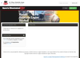 norfolkamericanlegionbaseball.sportssignupapp.com