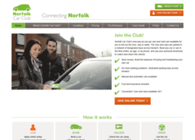 norfolkcarclub.com
