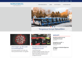norgesbuss.no
