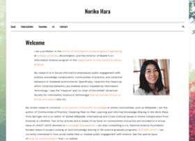 norikohara.org