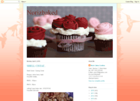 norizbaked.blogspot.co.uk