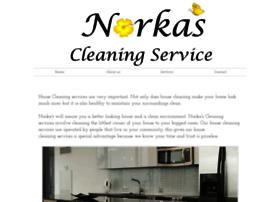 norkascleaningservice.com