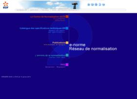 norm.edf.fr