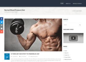 normal-blood-pressure-diet.com
