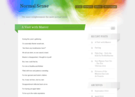 normalsense.wordpress.com