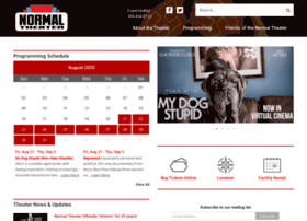 normaltheater.com