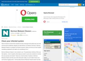 norman-malware-cleaner.en.softonic.com