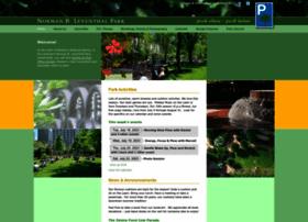 normanbleventhalpark.org