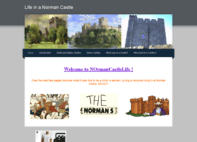 normancastlelife.weebly.com