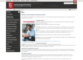 normandale.augusoft.net