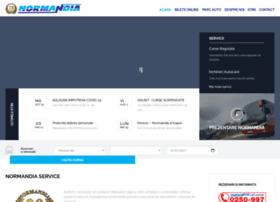 normandiatransport.com