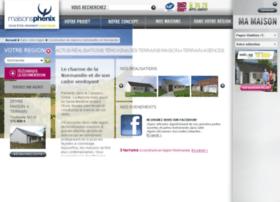 normandie.maisons-phenix.com