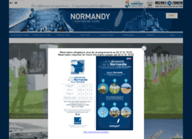 normandy-sightseeing-tours.com