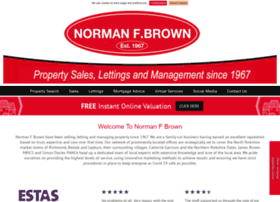 normanfbrown.co.uk