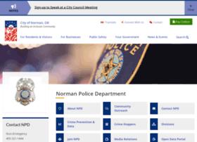 normanpd.normanok.gov