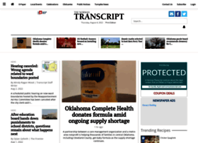 normantranscript.com