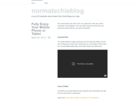 normatechieblog.wordpress.com