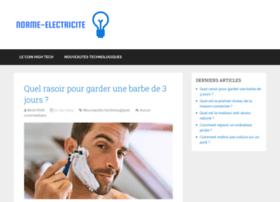 norme-electricite.com