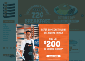 normsrestaurants.com
