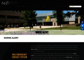 norsealert.nku.edu