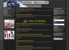 norsk-rally.com