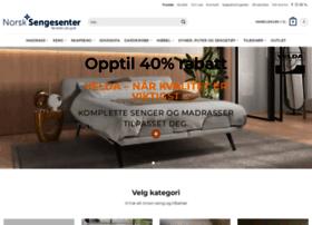 norsksengesenter.com