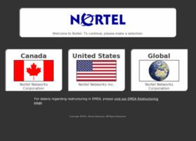 nortel.com