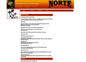 nortemexicanrestaurant.menutoeat.com