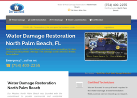 north-palm-beach.firewaterdamagerestorationfl.com