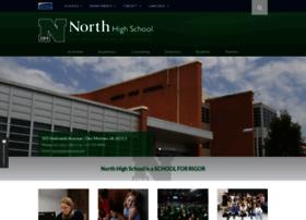 north.dmschools.org