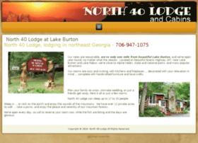 north40lodgeatlakeburton.com
