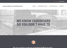 northamericancardboard.com