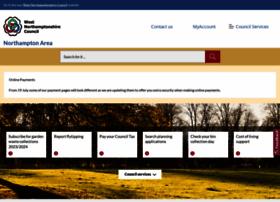 northampton.gov.uk