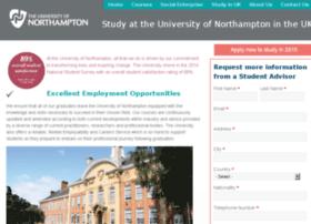 northampton.study.international