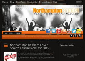 northamptonbands.com