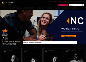 northamptoncollege.ac.uk